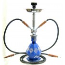 2 hose mya hookah with case
