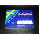 Golden Flash Shisha Charcoal--30PCS